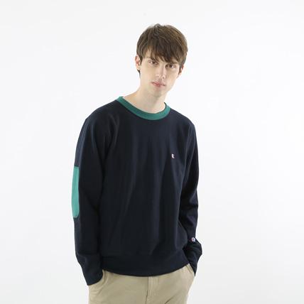 リバースウィーブクルーネックスウェットシャツ 18FW 【秋冬新作】スタンダード チャンピオン(C8-N002)