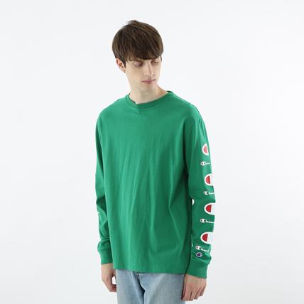 ロングスリーブTシャツ 18FW 【秋冬新作】スタンダード チャンピオン(C8-N402)