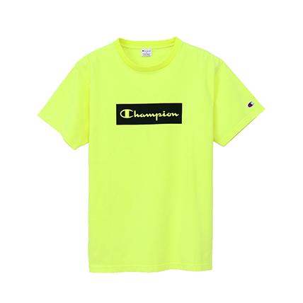 ネオンショートスリーブTシャツ 19SS スタンダード チャンピオン(C8-P301)