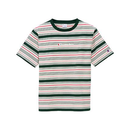 マルチボーダーTシャツ 19SS スタンダード チャンピオン(C8-P305)