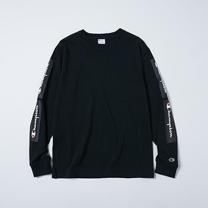 ロングスリーブTシャツ 19FW 【秋冬新作】スタンダード チャンピオン(C8-Q402)