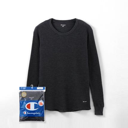 サーマルロングスリーブTシャツ 18FW チャンピオン(CM4-N101T)