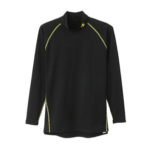 モックネックロングスリーブTシャツ 18SS チャンピオン(CM4HL261)