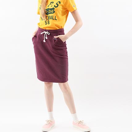 ウィメンズ ミドルスウェットスカート 19SS チャンピオン(CW-K219)