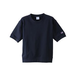 ウィメンズ ショートスリーブスウェットシャツ 18SS 【春夏新作】チャンピオン(CW-M015)