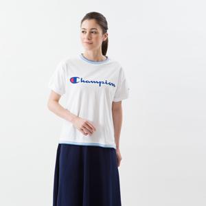 ウィメンズ Tシャツ 18SS 【春夏新作】チャンピオン(CW-M308)