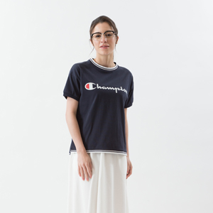 ウィメンズ Tシャツ 18SS チャンピオン(CW-M308)