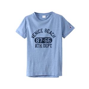 ウィメンズ Tシャツ 18SS 【春夏新作】チャンピオン(CW-M312)