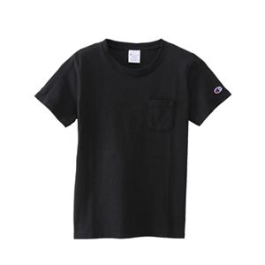 ウィメンズ ポケットTシャツ 18SS チャンピオン(CW-M321)