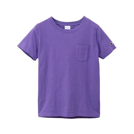 ウィメンズ ポケットTシャツ 19SS チャンピオン(CW-M321)
