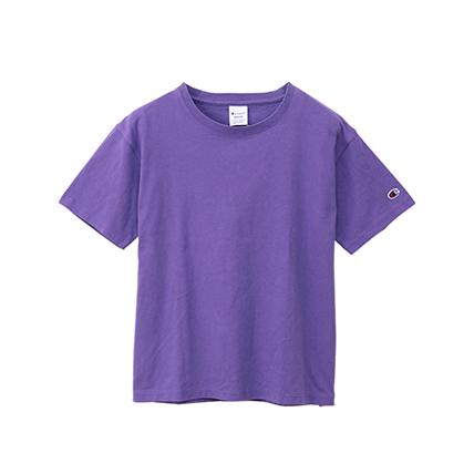 ウィメンズ クルーネックTシャツ 19SS チャンピオン(CW-M322)