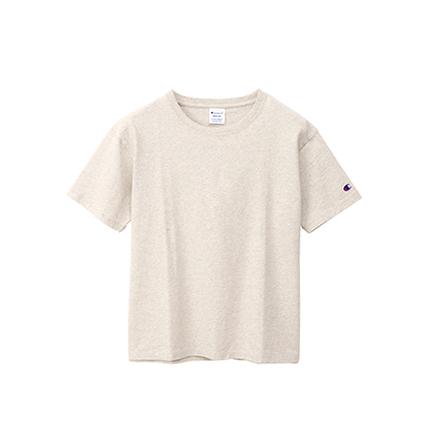 ウィメンズ クルーネックTシャツ 19FW チャンピオン(CW-M322)