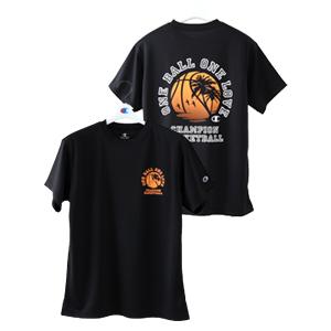 ウィメンズ プラクティスTシャツ 18SS BASKETBALL チャンピオン(CW-MB329)