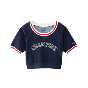 ウィメンズ ショートスリーブシャツ 18SS アクティブスタイル チャンピオン(CW-MS005)