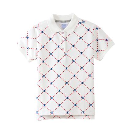 ウィメンズ ポロシャツ 18SS 【春夏新作】GOLF チャンピオン(CW-MS310)