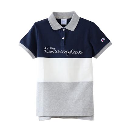 ウィメンズ ポロシャツ 18SS GOLF チャンピオン(CW-MS315)