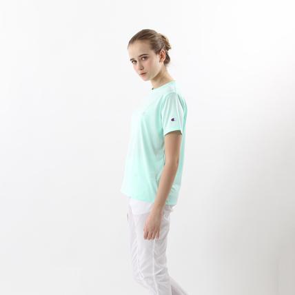 ウィメンズ C VAPOR Tシャツ 18SS 【春夏新作】アクティブスタイル チャンピオン(CW-MS318)