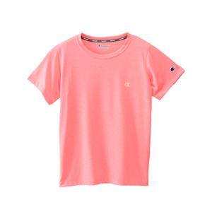ウィメンズ C VAPOR Tシャツ 18SS アクティブスタイル チャンピオン(CW-MS318)