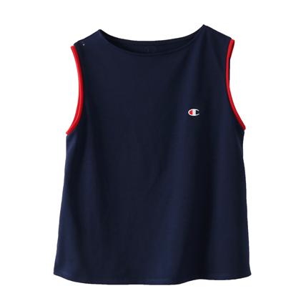 ウィメンズ C VAPOR COOL ノースリーブシャツ 18SS アクティブスタイル チャンピオン(CW-MS319)