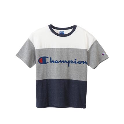 ウィメンズ Tシャツ 18SS アクティブスタイル チャンピオン(CW-MS326)