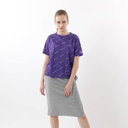 ウィメンズ Tシャツ 18SS アクティブスタイル チャンピオン(CW-MS327)