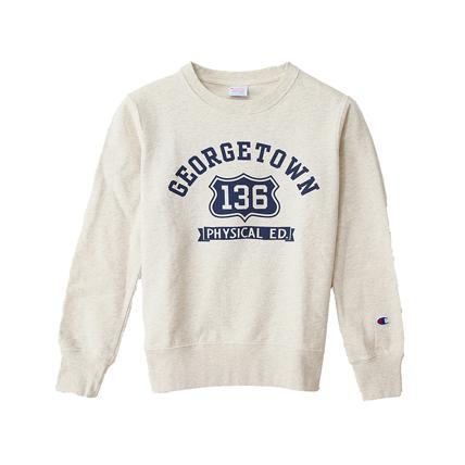 ウィメンズ クルーネックスウェットシャツ 18FW チャンピオン(CW-N001)