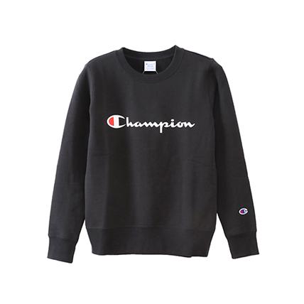 ウィメンズ クルーネックスウェットシャツ 18FW チャンピオン(CW-N015)