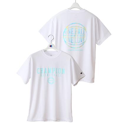 ウィメンズ プラクティスTシャツ 18FW E-MOTION チャンピオン(CW-NB323)