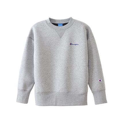 ウィメンズ Wrap-Air クルーネックシャツ 18FW アクティブスタイル チャンピオン(CW-NS011)