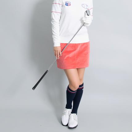 ウィメンズ スカート 18FW 【秋冬新作】GOLF チャンピオン(CW-NS202)