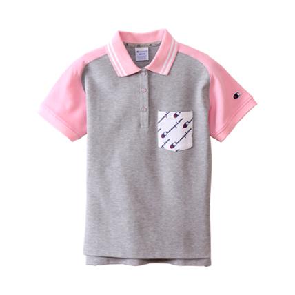 ウィメンズ ポロシャツ 18FW 【秋冬新作】GOLF チャンピオン(C3-NS301)