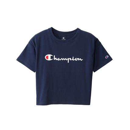 ウィメンズ C VAPOR クールTシャツ 18FW 【秋冬新作】アクティブスタイル チャンピオン(CW-NS312)