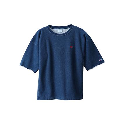 ウィメンズ リバースウィーブ クルーネックスウェットシャツ 19SS チャンピオン(CW-P005)