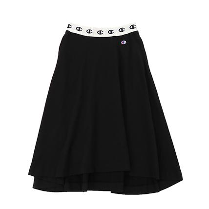 ウィメンズ スウェットスカート 19SS【春夏新作】チャンピオン(CW-P211)