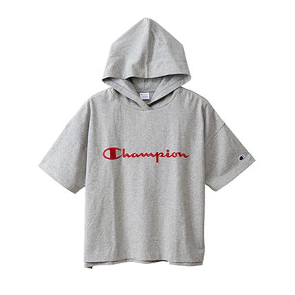 ウィメンズ プルオーバーTシャツ 19SS チャンピオン(CW-P306)