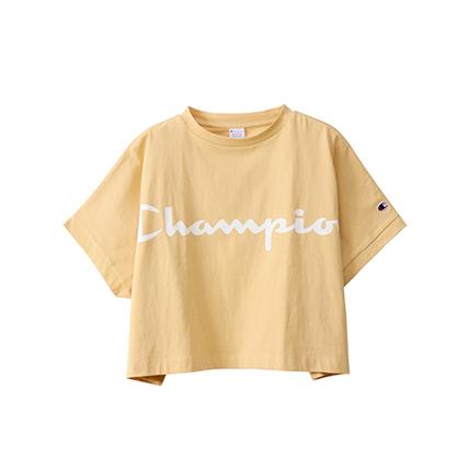 ウィメンズ ビッグTシャツ 19SS チャンピオン(CW-P307)