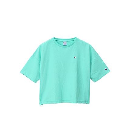 ウィメンズ リバースウィーブ Tシャツ 19SS チャンピオン(CW-P312)