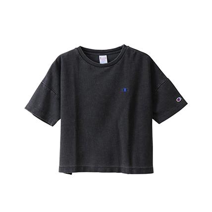 ウィメンズ リバースウィーブ Tシャツ 19SS【春夏新作】チャンピオン(CW-P314)