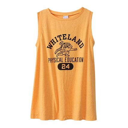 ウィメンズ ノースリーブTシャツ 19SS チャンピオン(CW-P320)