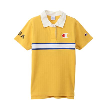 ウィメンズ ポロシャツ 19SS【春夏新作】GOLF チャンピオン(CW-PG302)