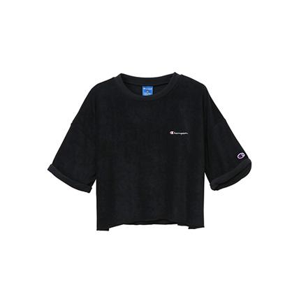 ウィメンズ ロールアップスリーブTシャツ 19SS【春夏新作】アクティブスタイル チャンピオン(CW-PS002)