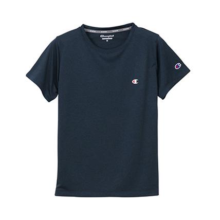 ウィメンズ C VAPOR Tシャツ 19SS【春夏新作】アクティブスタイル チャンピオン(CW-PS302)