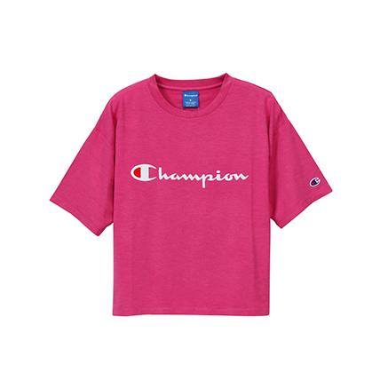 ウィメンズ Tシャツ 19SS アクティブスタイル チャンピオン(CW-PS313)
