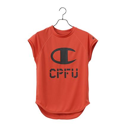 ウィメンズ Tシャツ 19SS【春夏新作】CPFU チャンピオン(CW-PS321)
