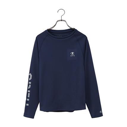 ウィメンズ ロングスリーブTシャツ 19SS CPFU チャンピオン(CW-PS421)