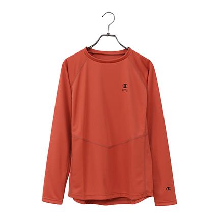 ウィメンズ ロングスリーブTシャツ 19SS【春夏新作】CPFU チャンピオン(CW-PS423)