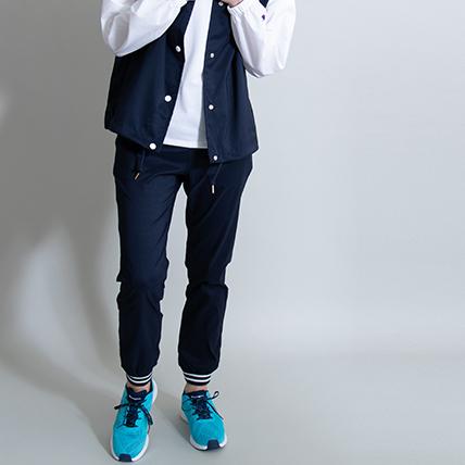 ウィメンズ ロングパンツ 19SS【春夏新作】アクティブスタイル チャンピオン(CW-PSD03)