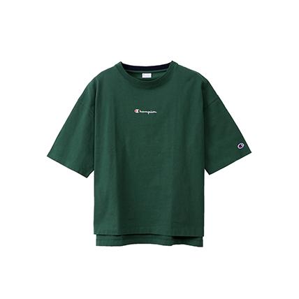 ウィメンズ Tシャツ 19FW【秋冬新作】チャンピオン(CW-Q301)