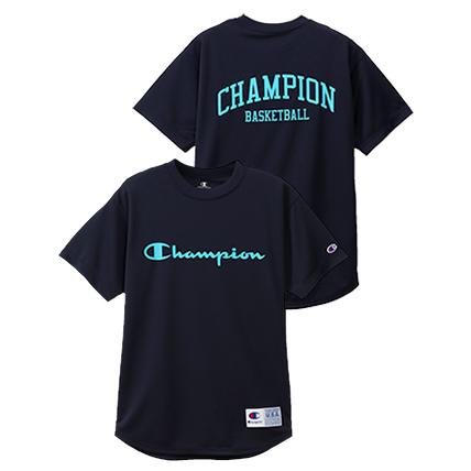 ウィメンズ DRYSAVER Tシャツ 19FW【秋冬新作】CAGERS チャンピオン(CW-QB355)