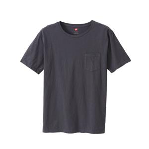 ポケット付きTシャツ  ヘインズスポーツウェア ヘインズ(H3-M310)